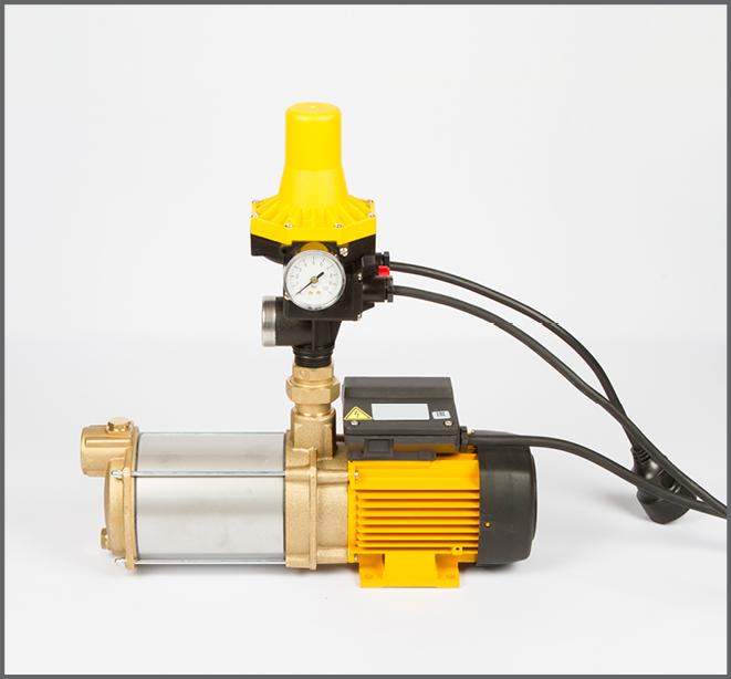Pumpen - Regenwasser nutzen