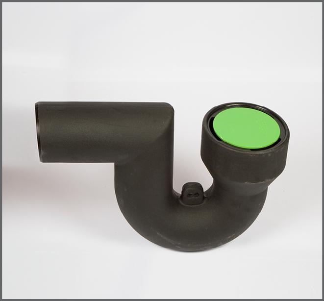 Evo Überlaufsiphon Solo - Regenwasser nutzen
