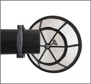 Regenwasserfilter Evo Basket Basic PE - Regenwasser nutzen