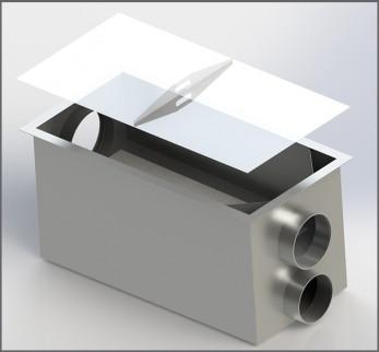 Filter Evo Commercial DN 300 - Regenwasser nutzen