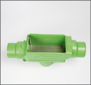 Regenwaserfilter Evo Integral INOX DN 100 - Regenwasser nutzen