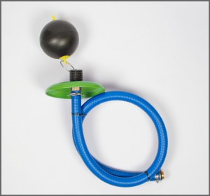 Evo schwimmende Ansaugung für Tauchpumpe - Regenwasser nutzen