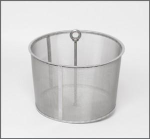 Schmutzfangkorb Evo Basket Inox - Regenwasser nutzen