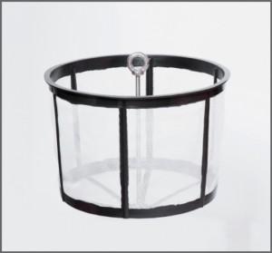 Schmutzfangkorb Evo Basket PE - Regenwasser nutzen