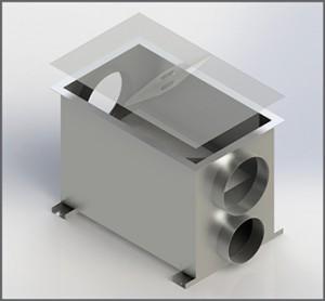 Filter Evo Commercial DN 400 - Regenwasser nutzen
