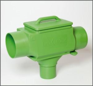 Regenwasserfilter Evo Integral INOX DN 150 - Regenwasser nutzen