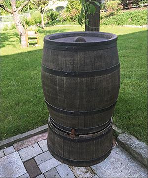 Regenspeicher Evo Rioja 120l